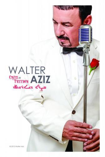 Walter Aziz  11x17 Poster